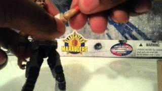 G.I.joe Slaughters Marauders 7 pack Review