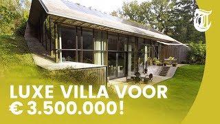 Supermoderne villa vol bizarre gadgets - DUURSTE HUIZEN VAN NEDERLAND #09