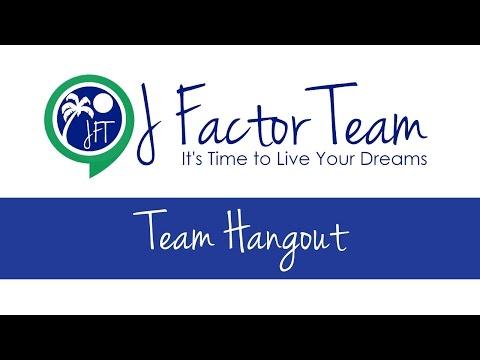 J Factor Team North American Hangout   June 15th, 2015