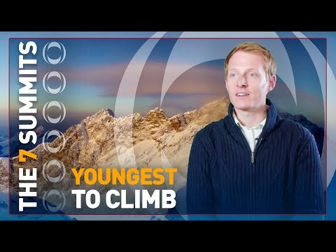 INEOS Supports The Youngest Person to Climb the World's Seven Summits