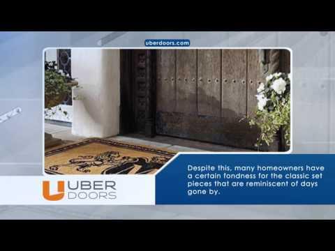 Uber Doors Offers Exterior Rustic Doors