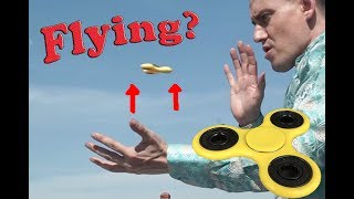 Rare Fidget Spinner Can Actually Defy Gravity & Float ߷ MUST SEE!!!! ߷