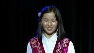 On customs and culture of Kazakh ethnicity | Dariga Sakyen | TEDxUlaanbaatar