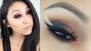 Sharp Edge Eyeshadow Tutorial