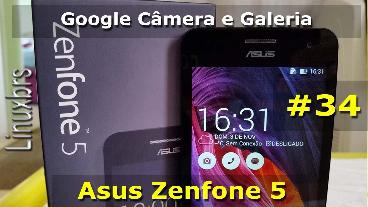 Asus zenfone 5 google cmera e galeria de fotos portugus youtube ccuart Choice Image