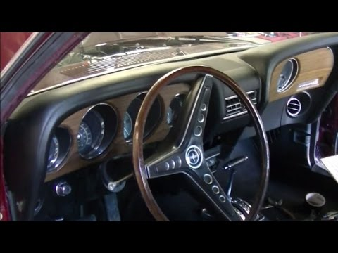 Dash Pad & Door Panels 1969 Ford Mustang Restoration Part 68 Dashes Direct, Laurel Mountain Mustang
