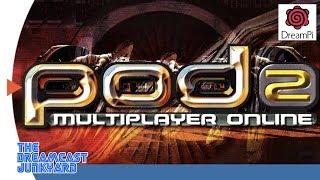 POD 2 / POD Speedzone Online Multiplayer Highlights - Dreamcast