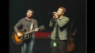 Noel Gallagher + Chris Martin - Live Forever