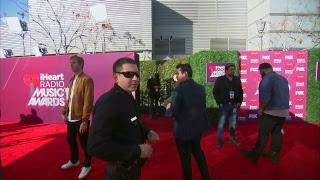 FNN:  iHeartRadio Music Awards Red Carpet