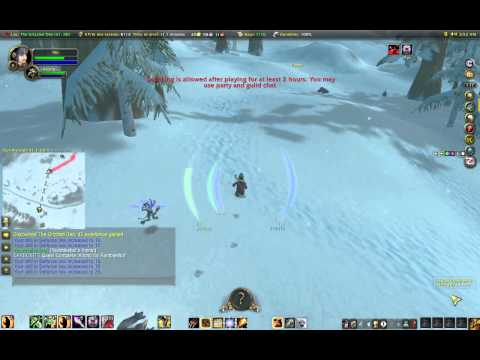 Ammo for Rumbleshot Quest - World of Warcraft