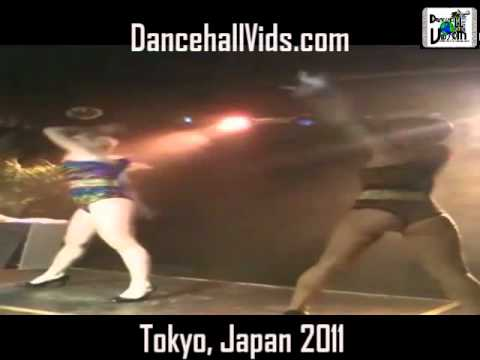 Japanese Dancehall Reggae Girls {March 2011} {DANCEHALLVIDS.COM EXCLUSIVE}