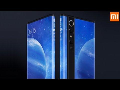 Фантастический смартфон Xiaomi Mi Mix 4 Alpha