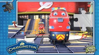 Chuggington Puzzle Stations! - Educaтional Jigsaw Puzzle Game for Kids #2   By Budge Studios