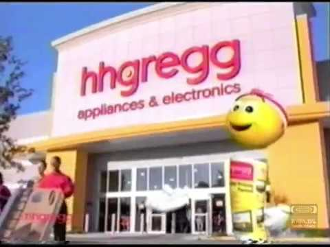 Hhgregg Television Commercial 2010 Youtube