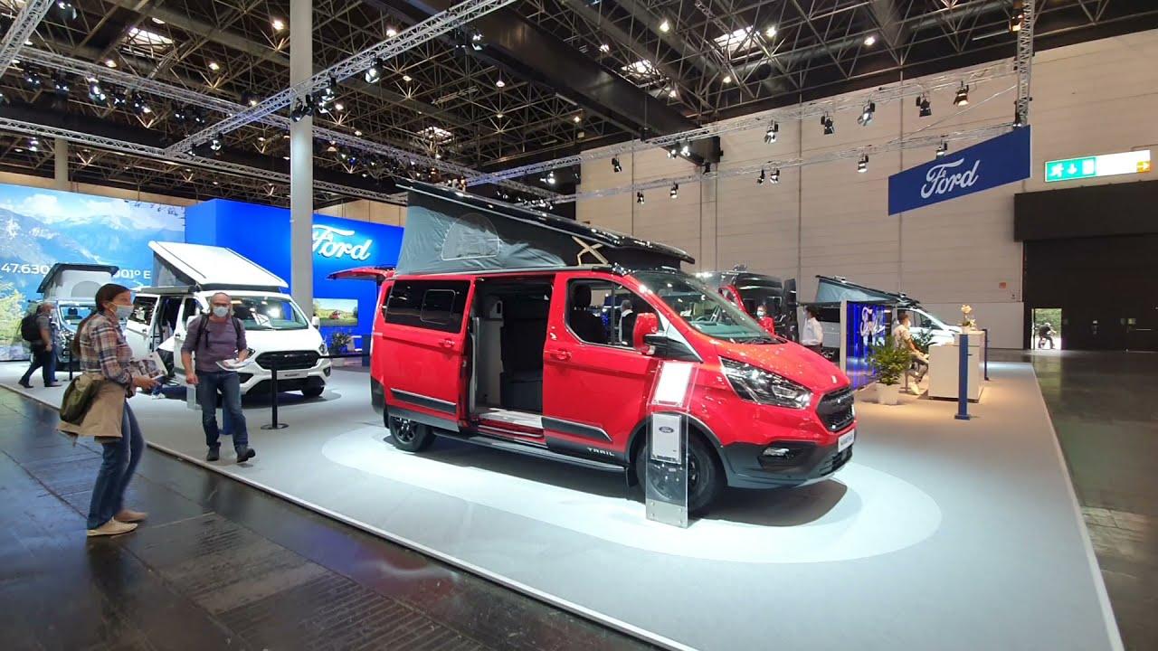 Download 2022 VW campervan range at Caravan Salon Dusseldorf