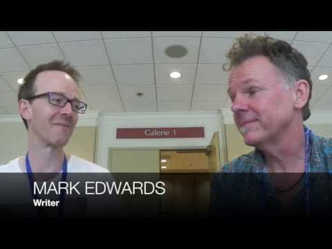 Bouchercon 3: Mark Edwards