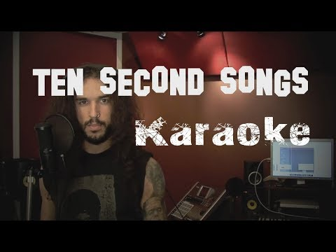 Katy Perry - Dark Horse | Ten Second Songs Karaoke