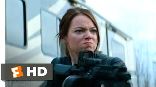 Zombieland: Double Tap (2019) - RV Shootout Scene (4/10) | Movieclips