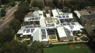 Bupa Healthcare Sutherland - Energy Matters Australia Solar Installation