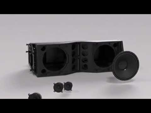 AUDIOFOCUS ARES 12 line array - Introduction