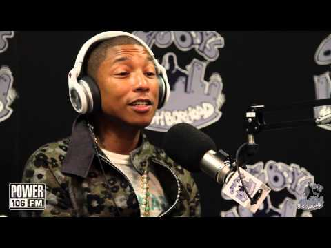 Pharrell: What Makes Him An Unique Artist