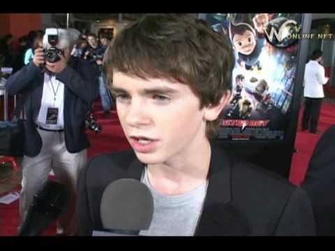 Astro Boy  Movie Premiere  Arrivals and Interviews