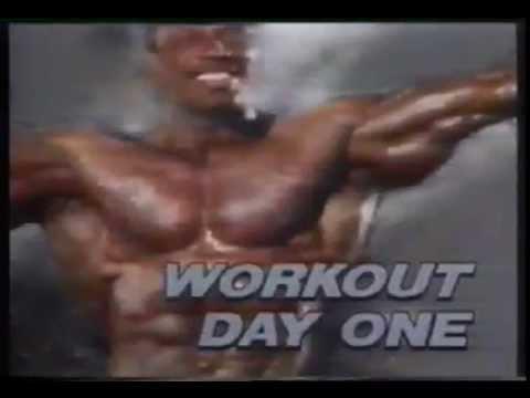 BODYBUILDING Lee Haney Training Video