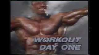BODYBUILDING Lee Haney Training Video