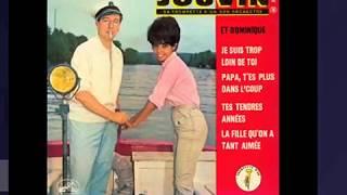 Georges Jouvin & Dominique - Papa, t'es plus dans l'coup (1963)