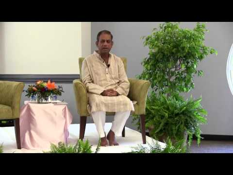 Talk by Dr Alok Pandey at Integral Yoga Retreat – 2. Fire of Aspiration (24–28 June 2015)