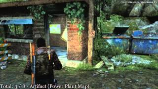 The Last of Us - Chapter 7 - All Collectible Locations + Shiv Doors & Toolbox Kit Locations