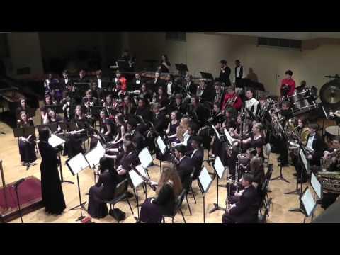 University of Alabama High School Honor Band 2016