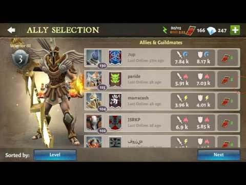 EASY 5 K.  MAX DUEL SWORDS!?  Dungeon Hunter  5