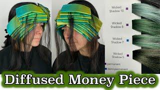 Diffused Money Piece