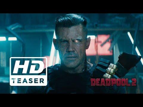 Deadpool | Conoce a Cable | Próximamente - Solo en cines
