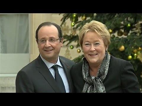 Premier ministre venu rencontrer pauline marois
