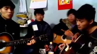 Đạo làm con - guitar sinh viên  skv