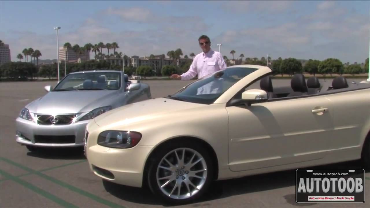 convertibles of used volvo vehicle expert review