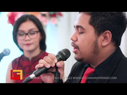 Tulus 1000 Tahun Lamanya (cover) by William and Friends Entertainment