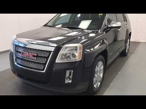 Black 2012 GMC Terrain SLT-2 Review lethbridge ab - Davis GMC Buick Lethbridge Appraisal Grid