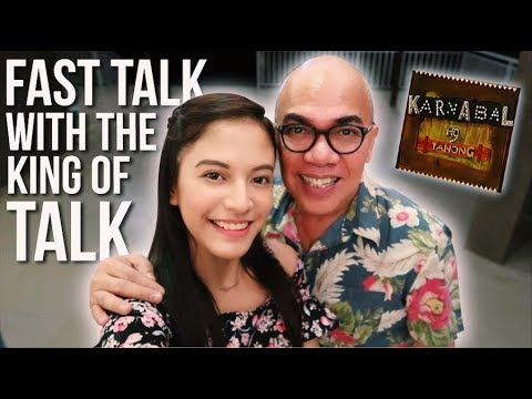 [VLOG] - Fast Talk with Tito Boy - YouTube
