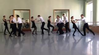Танец Чарльстон. The Charleston Dance.