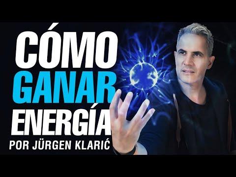 ¿Cómo ganar energía?