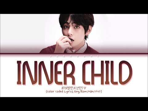 BTS - Inner Child mp3 letöltés