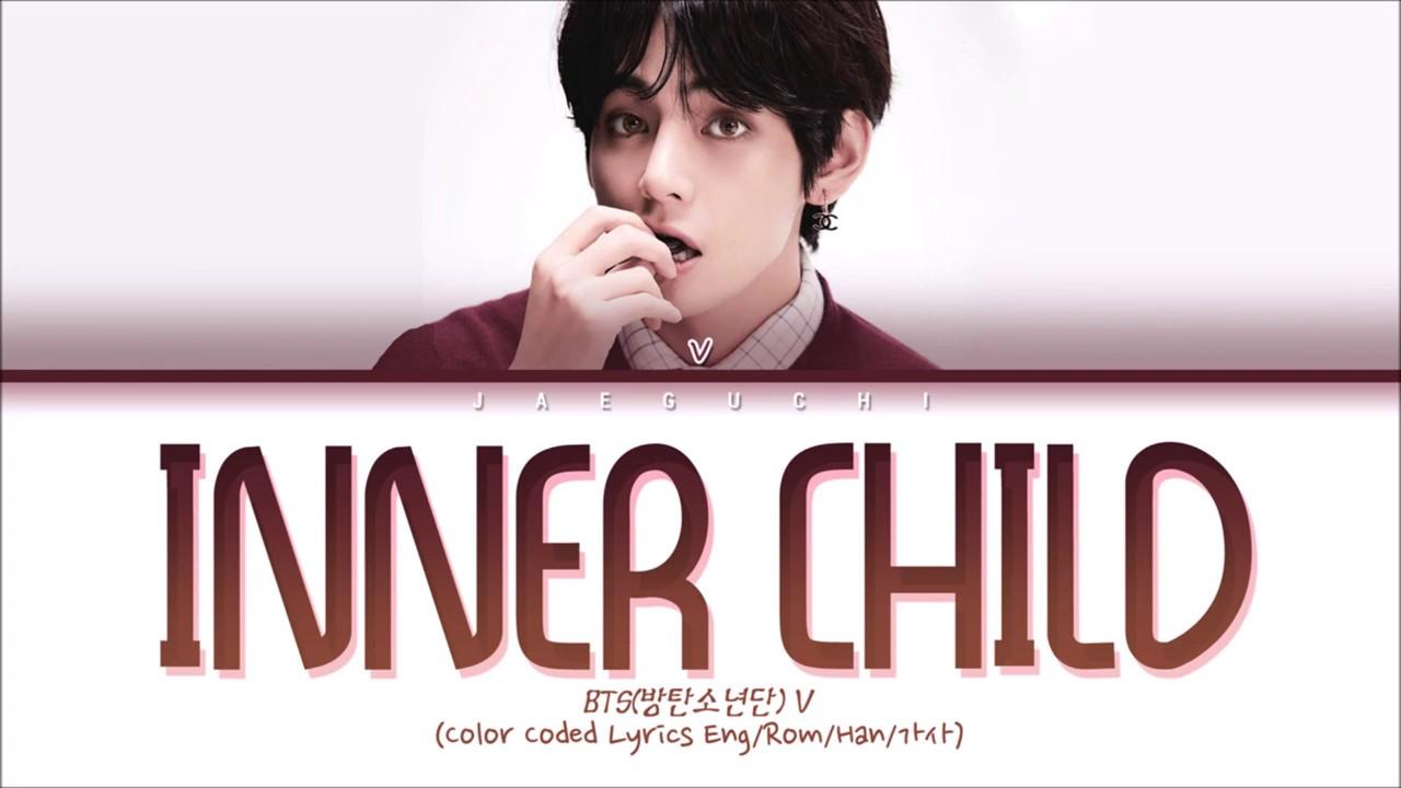 BTS (방탄소년단) - Inner Child (Color Coded Lyrics Eng/Rom/Han/가사)
