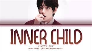 Gambar cover BTS (방탄소년단) - Inner Child (Color Coded Lyrics Eng/Rom/Han/가사)