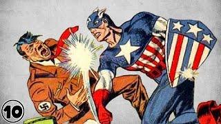 Top 10 Marvel Shocking Moments