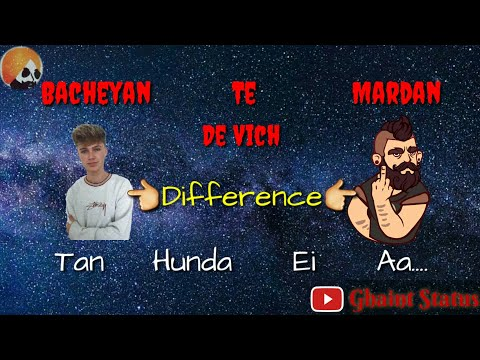 difference-by-amrit-maan-status-2-/-latest-punjabi-songs-video-download/-status-video-part-2