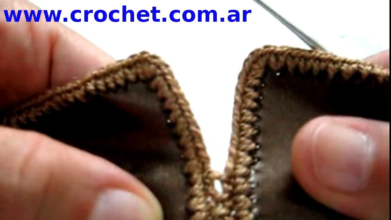 Como Tejido Con Crochet Unir Cuerina Curso O Ganchillo De Piezas tUffvq
