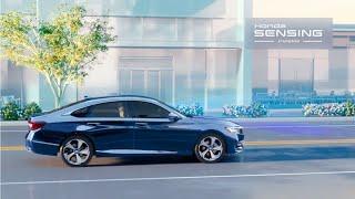 Accord with Honda Sensing®